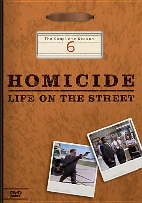 Homicide Life on the Street: The Complete Season 6