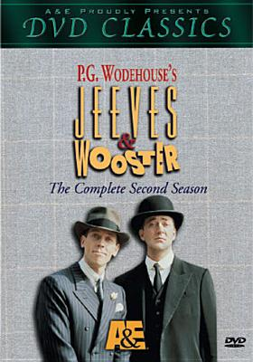 Jeeves & Wooster: The Complete Second Season