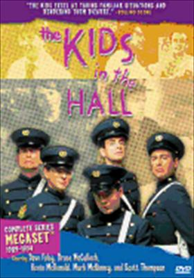 Kids in the Hall: The Complete Series