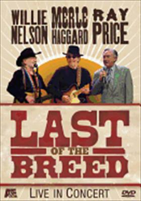 Last of the Breed: Nelson, Haggard, Price