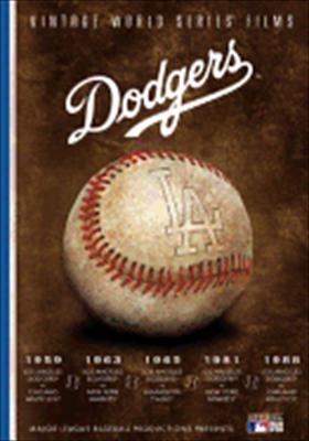 Los Angeles Dodgers: Vintage World Series Films