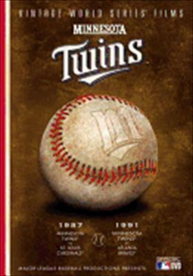 Minnesota Twins: Vintage World Series Films