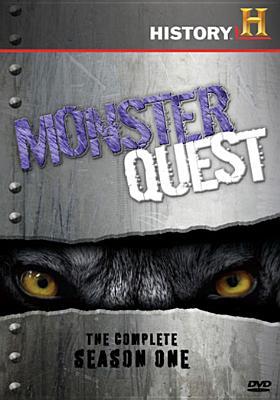 Monster Quest: The Complete Season One