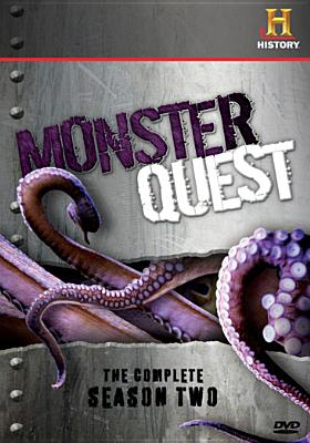Monster Quest: The Complete Season Two