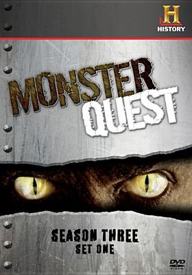 Monster Quest: Season 3 Set One