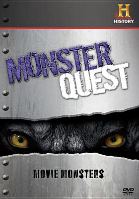 Monster Quest: Movie Monsters