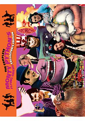 Monty Python: Flying Circus Complete Collection