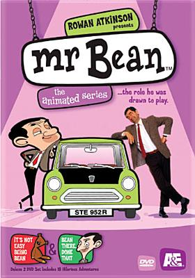 Mr. Bean - The Animated Series: It's Not Easy Being Bean / Bean There, Done That