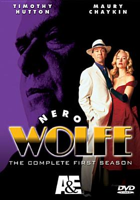 Nero Wolfe: The Complete First Season
