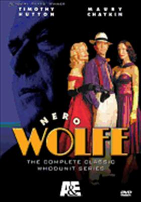 Nero Wolfe: The Complete Classic Whodunit Series