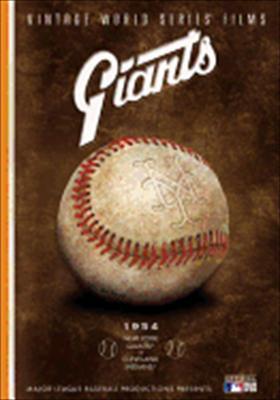 New York Giants: Vintage World Series Films