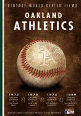 Oakland Athletics: Vintage World Series Films