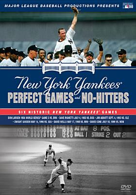 Perfect Games & No-Hitters: New York Yankees