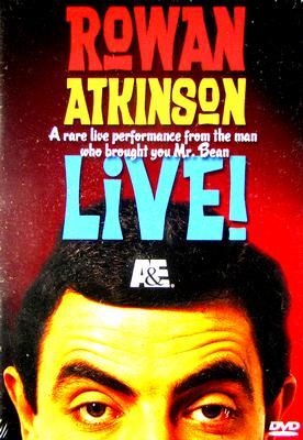 Rowan Atkinson-Live