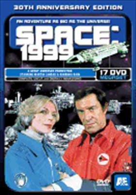 Space: 1999 17 DVD Megaset