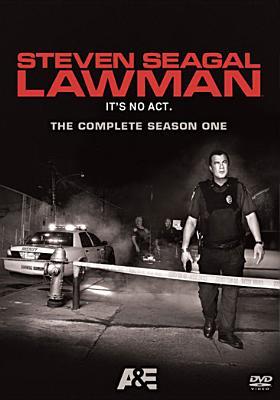 Steven Seagal, Lawman: The Complete Season 1