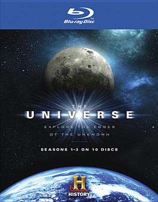 The Universe: Complete Seasons 1-3