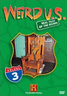 Weird U.S.: Volume 3
