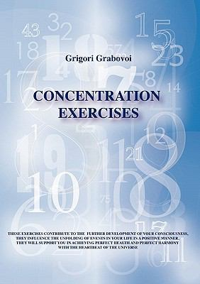 Concentration Exercises 9783981109856