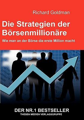 Die Strategien Der Brsenmillionre 9783981275704