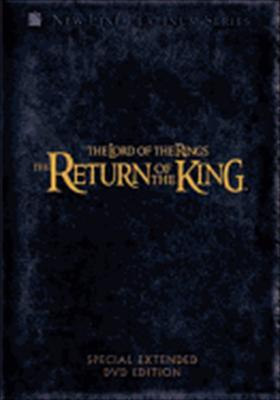 The Lord of the Rings: The Return of the King 0794043693229