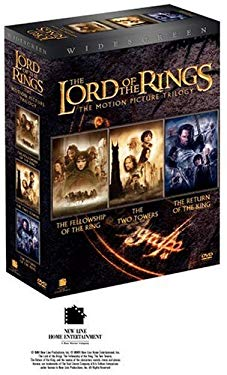 Lord of the Rings Motion Picture Trilogy 0794043710827