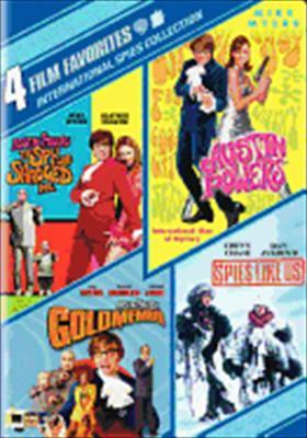 4 Film Favorites: International Spies