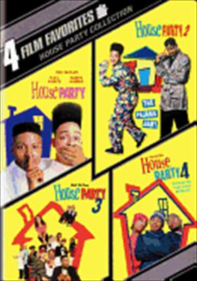 4 Film Favorites: House Party