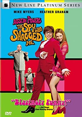 Austin Powers: The Spy Who Shagged Me 0794043489129