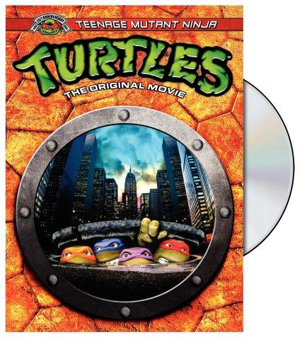 Teenage Mutant Ninja Turtles: The Original Movie 0794043412127