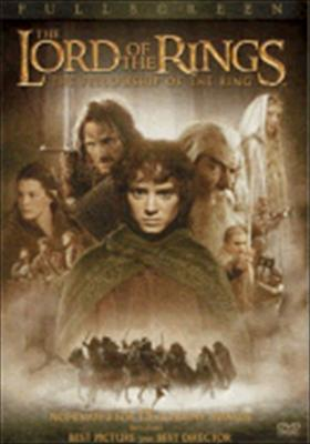 The Lord of the Rings: The Fellowship of the Ring 0794043541322