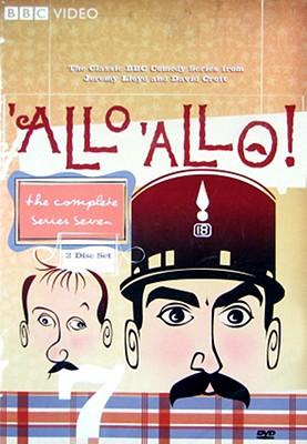Allo Allo: Complete Series 7 0794051294920