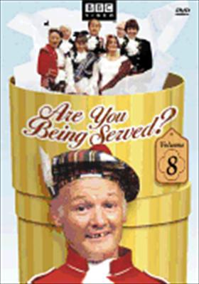 Are You Being Served: Vol 8