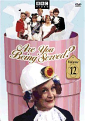 Are You Being Served: Vol 12