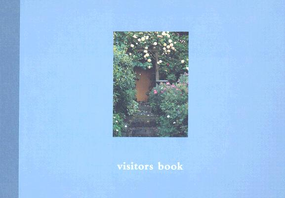 Country Style Visitors Book