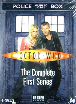 Doctor Who: The Complete First Series