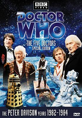 Dr. Who: The Five Doctors