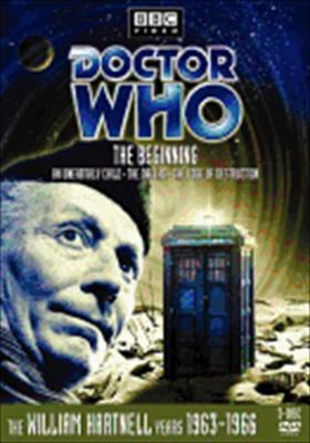 Dr. Who: The Beginning