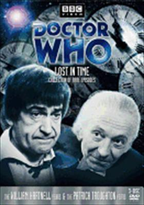Dr. Who Lost in Time: Collection of Rare Episodes