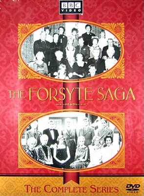 Forsyte Saga-Complete Collection
