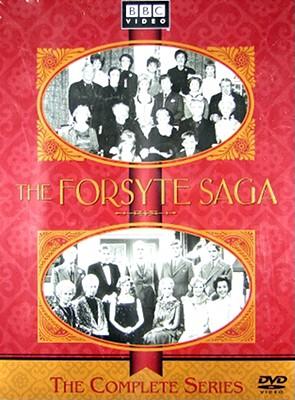 Forsyte Saga-Complete Collection