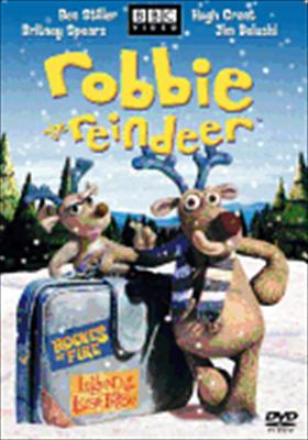 Robbie the Reindeer: Hooves of Fire/Legends of the Lost Tribe
