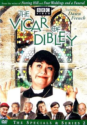 Vicar of Dibley: Complete Series 2