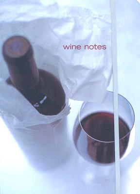 Wine Notes Themed Large Notebook