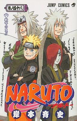 Naruto 48 9784088747484