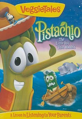 Pistachio: The Little Boy That Woodn't