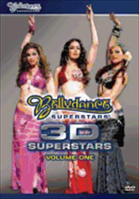 Bellydance Superstars: 3D Superstars Volume 1