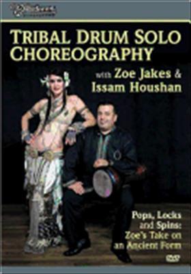 Tribal Drum Solo Choreography