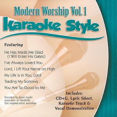 Modern Worship, Volume 1: Karaoke Style 0614187952023