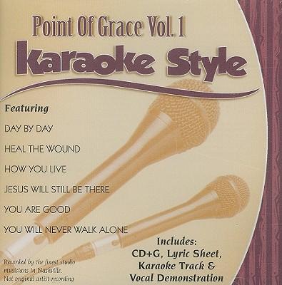 Point of Grace Karaoke Style, Volume 1